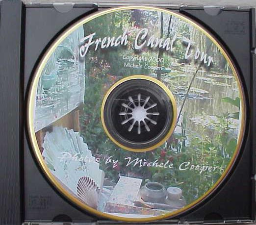 French Canal Tour CD Album